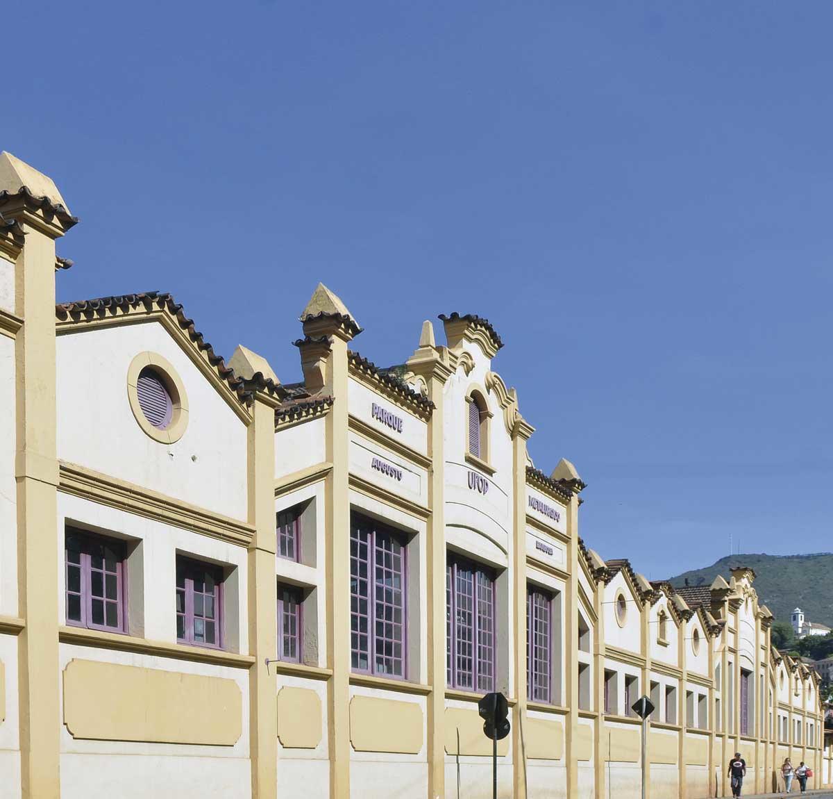 Centro de Artes e Convenções - UFOP